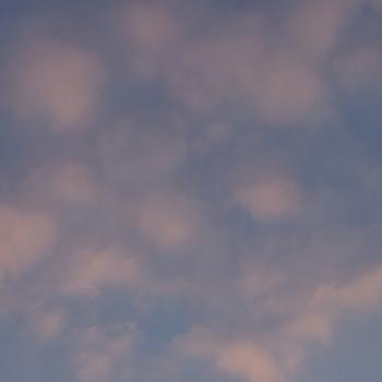 いつかの朝の空
