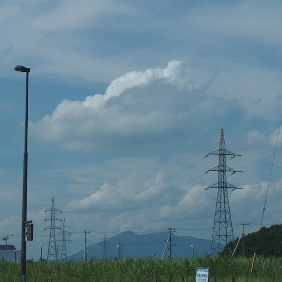 2015/7/19梅雨明け