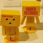 タワーレコードのダンボー