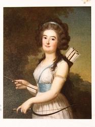 エミリー・ネラクの肖像