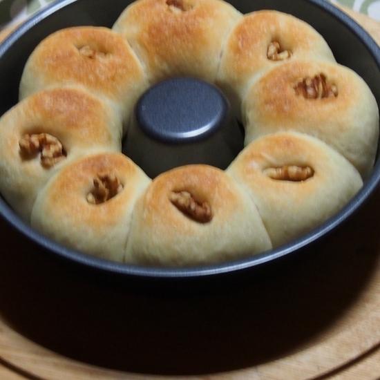 くるみのパン