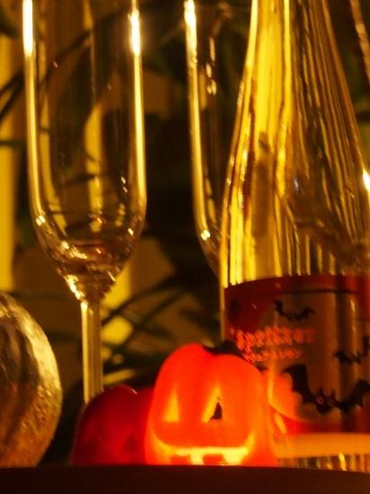 Hallowe'enの夜